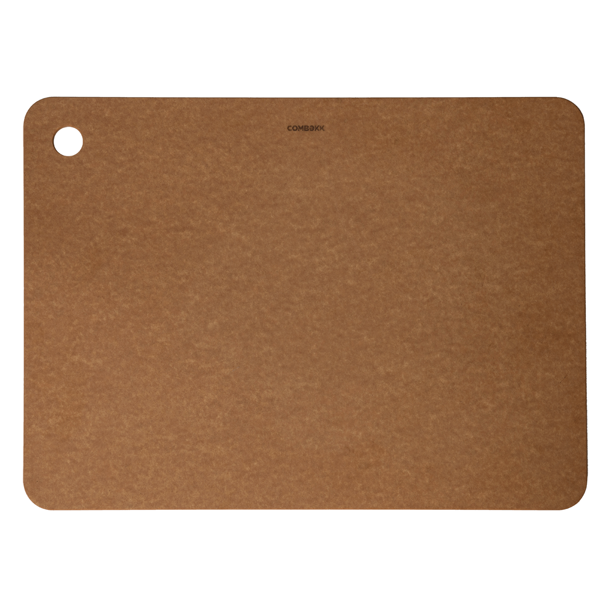 Recycled paper cutting board natural 28 x 38