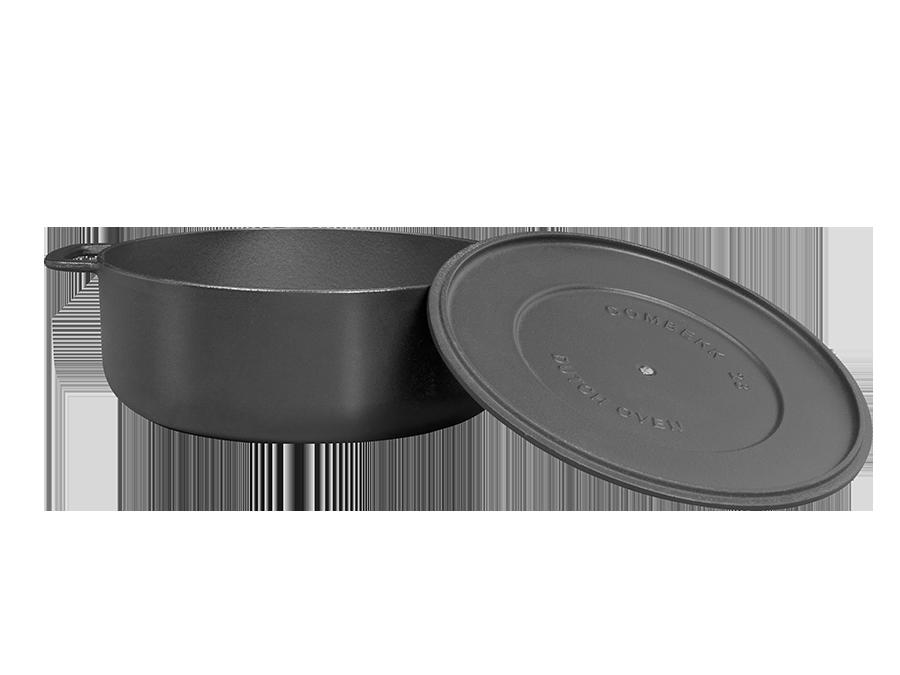 Sous-Chef Dutch Oven Black 28 CM