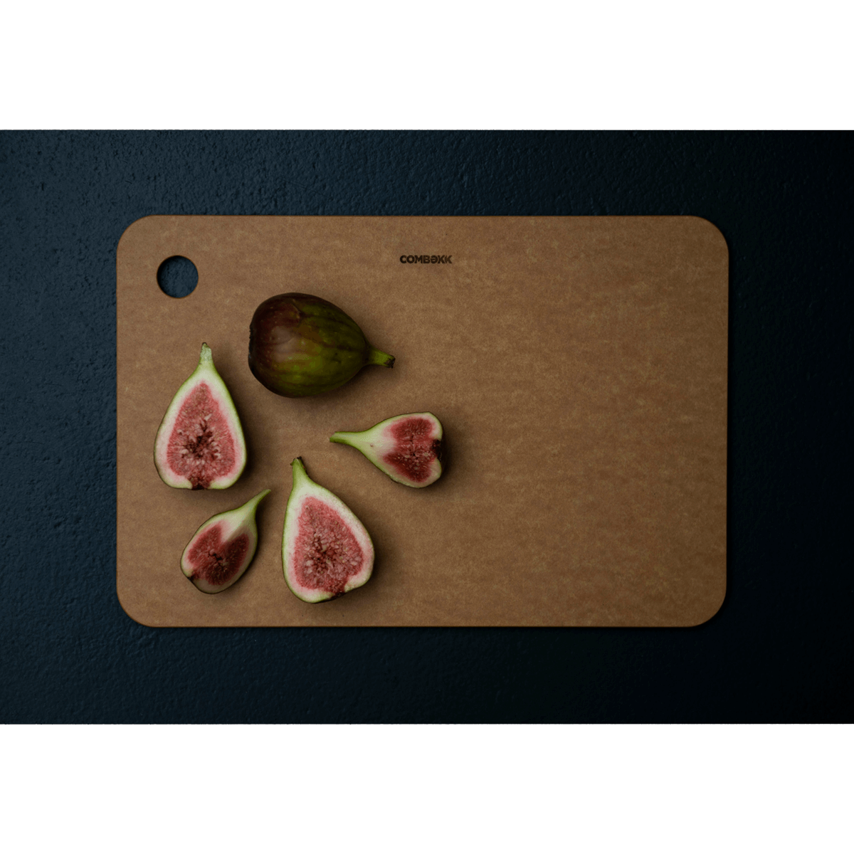 Recycled paper cutting board natural 20 x 30