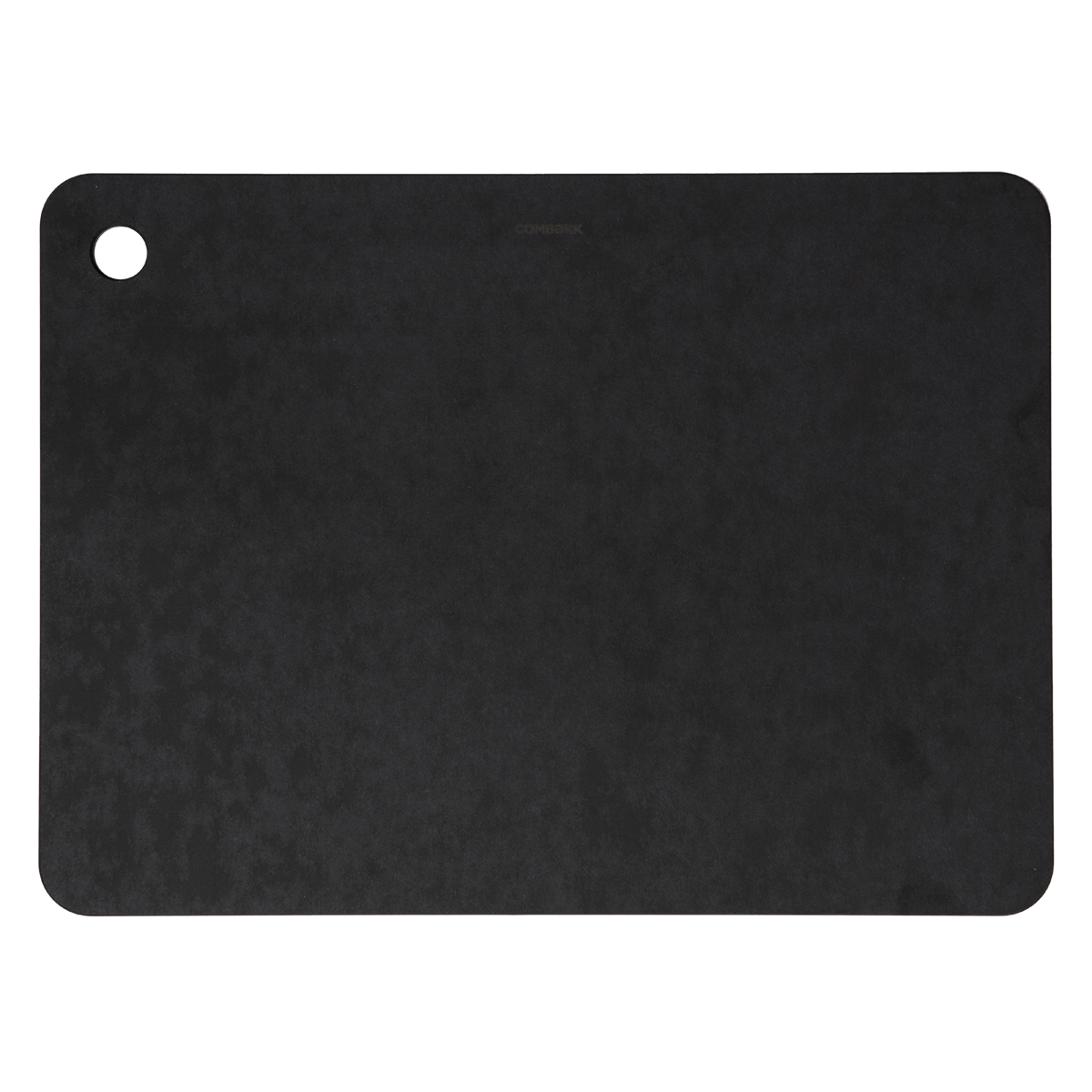 Recycled paper cutting board black 28 x 38