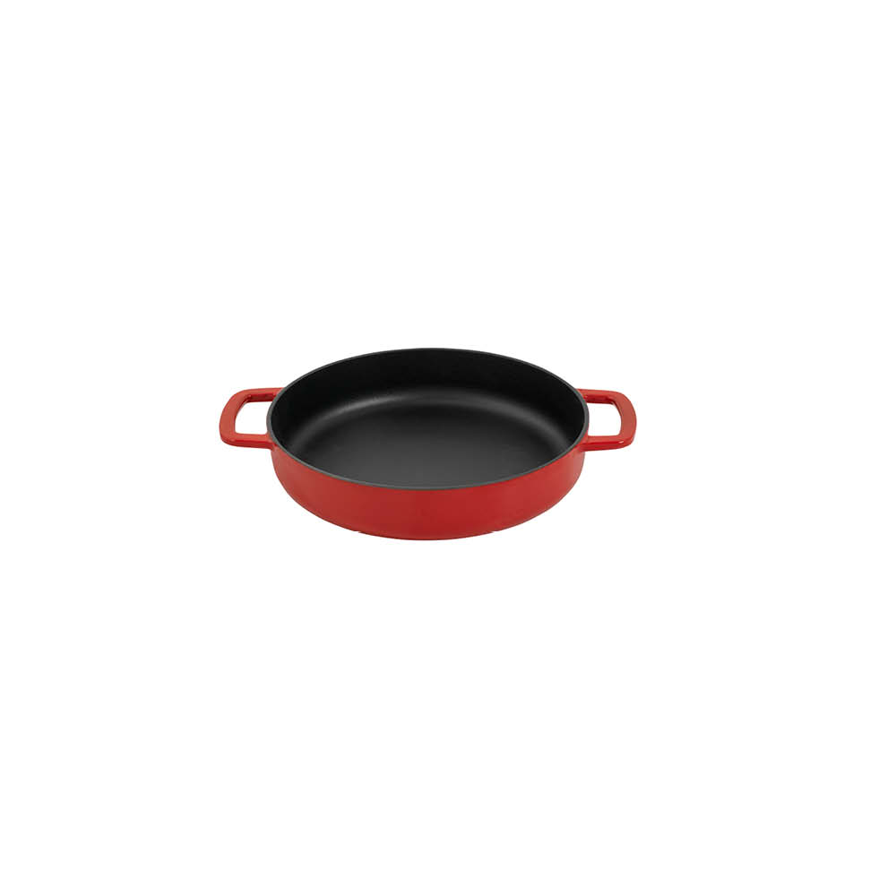 Sous-Chef double handle red 24 cm