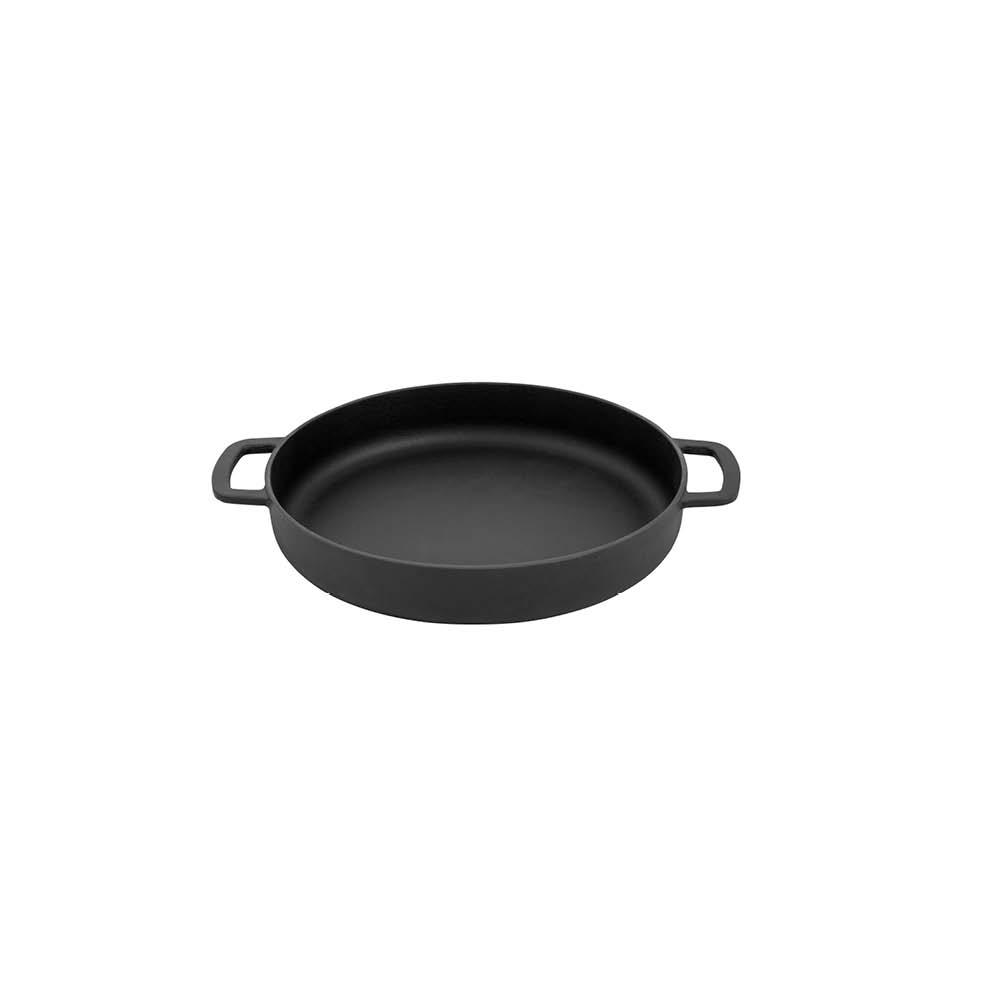 Sous-Chef double handle black 28 cm