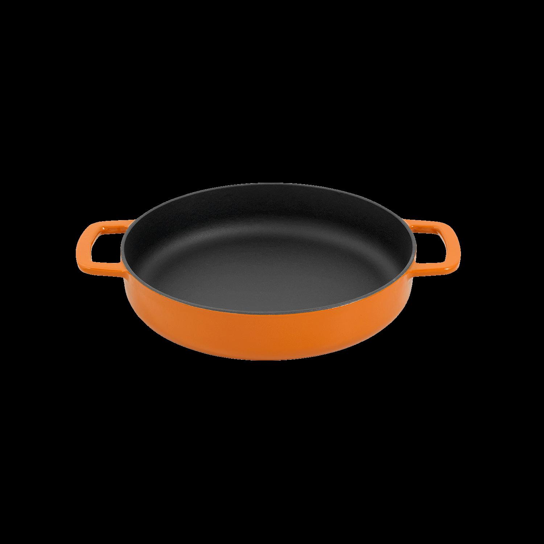 Sous-Chef double handle orange 24 cm