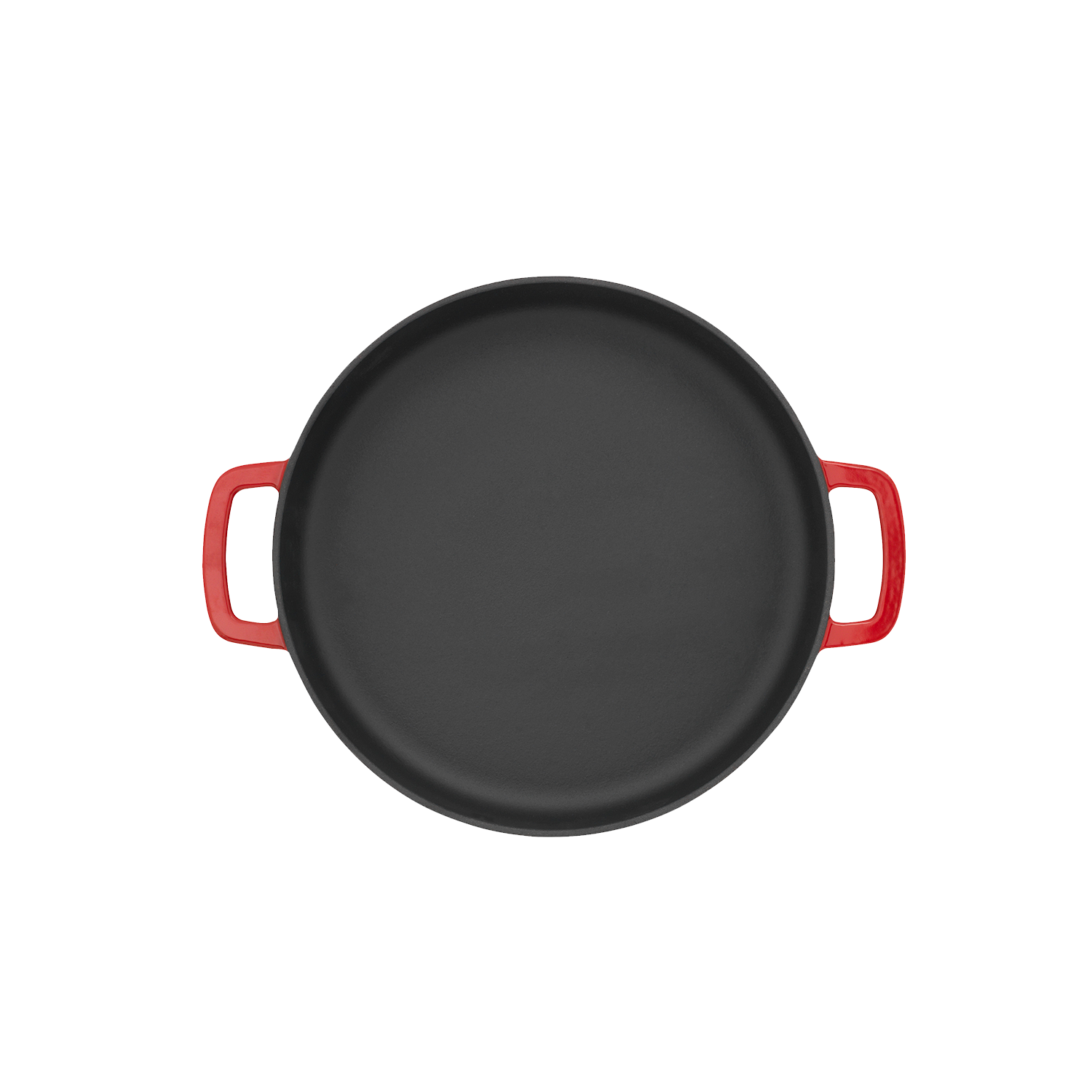 Sous-Chef double handle red 28 cm