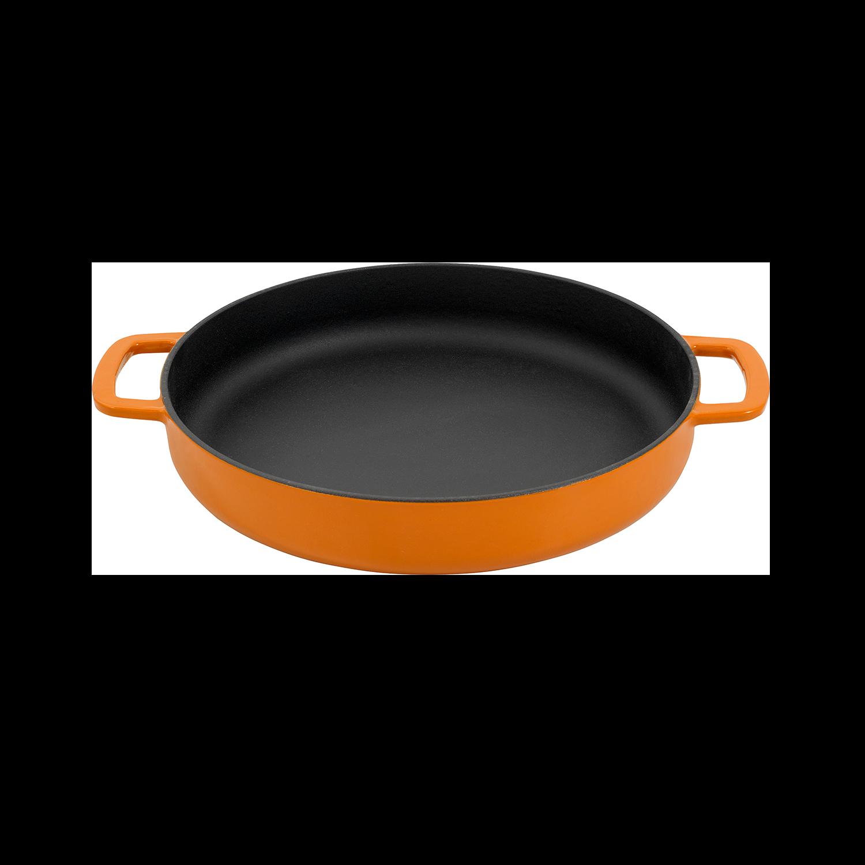 Sous-Chef double handle orange 28 cm