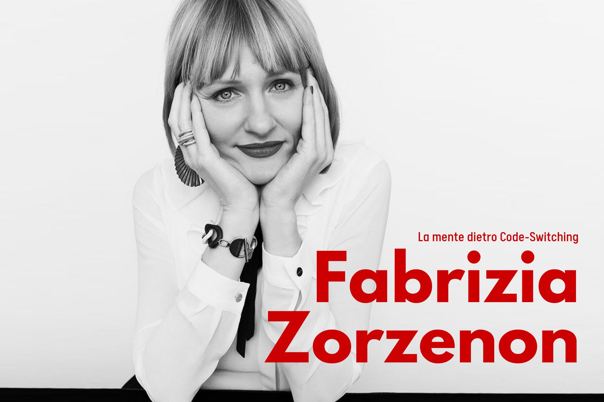 Fabrizia Zorzenon Code-Switching