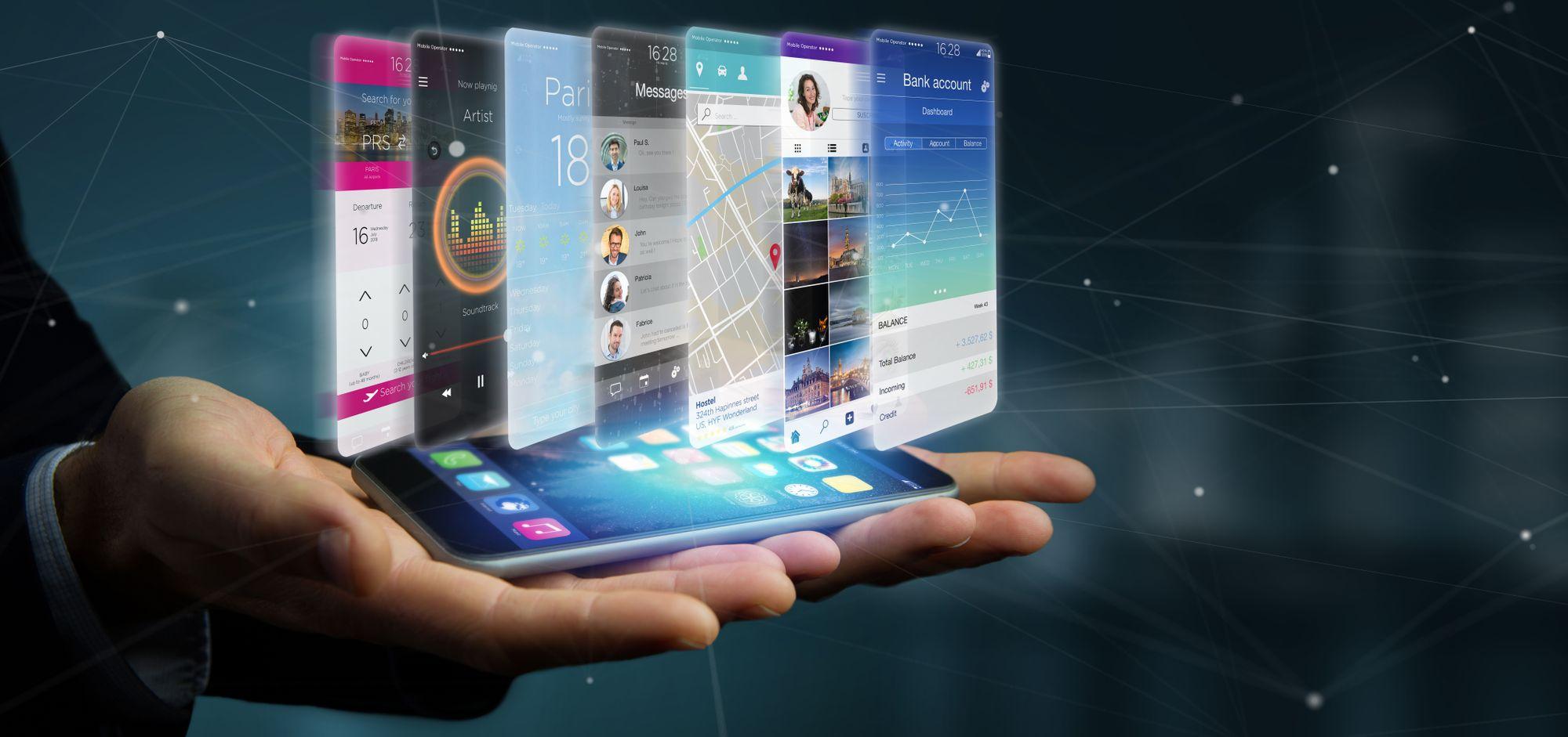 mobile app deployment phase