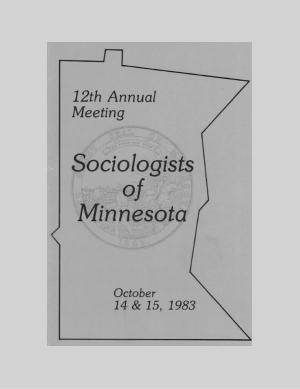 Program for SOM Conference 1983