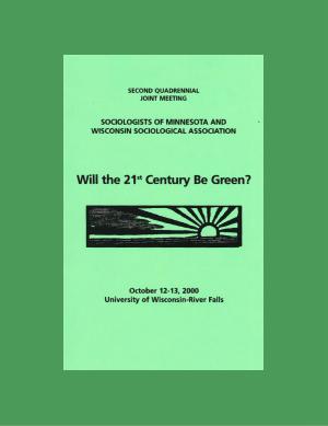 Program for SOM Conference 2000
