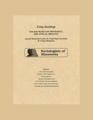 Program for SOM Conference 2002