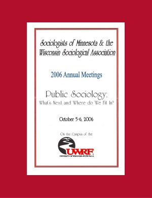 Program for SOM Conference 2006
