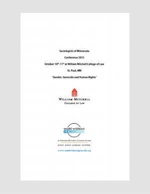 Program for SOM Conference 2013