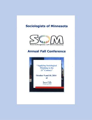 Program for SOM Conference 2016