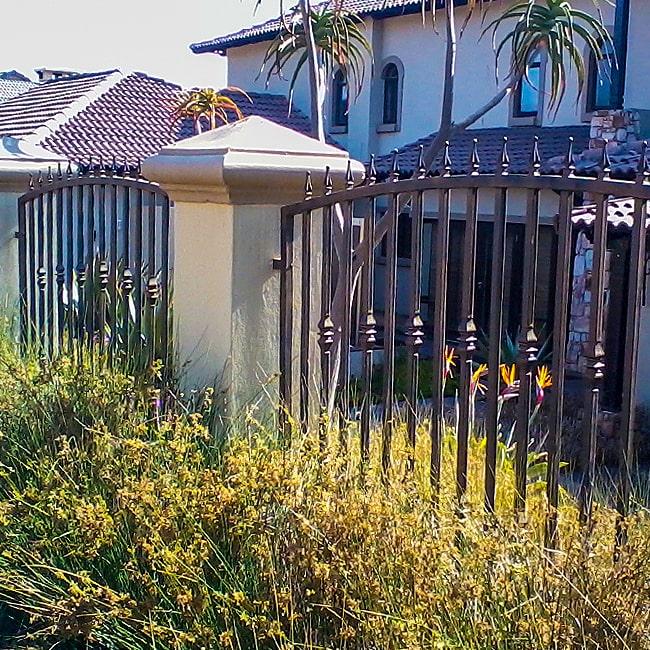Mild steel fencing Gauteng