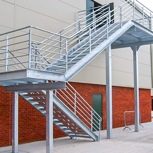 Steel staircases .co.za