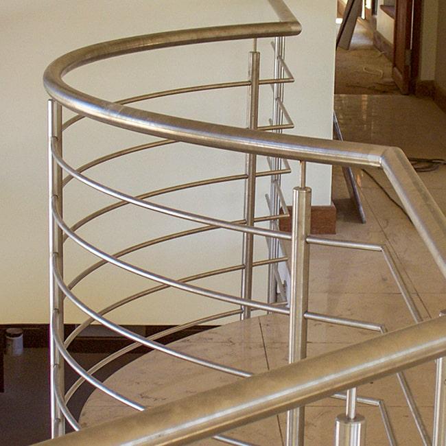 Steel balustrade suppliers Gauteng