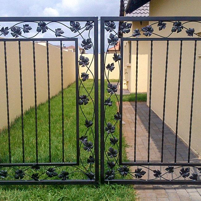 Wrought iron gates Gauteng