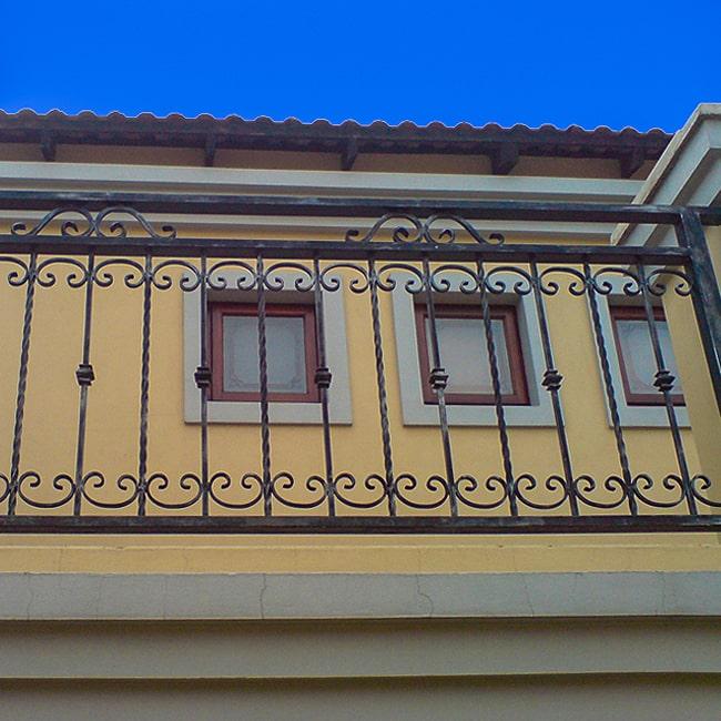 Balcony rails designs