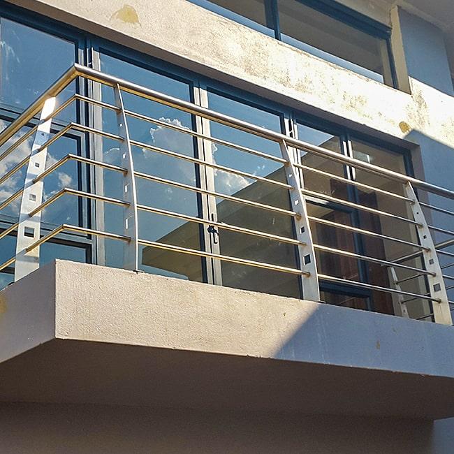 Balcony balustrading .co.za