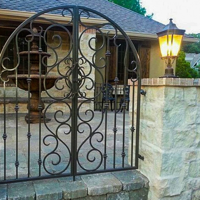 Wrought iron gates johannesburg