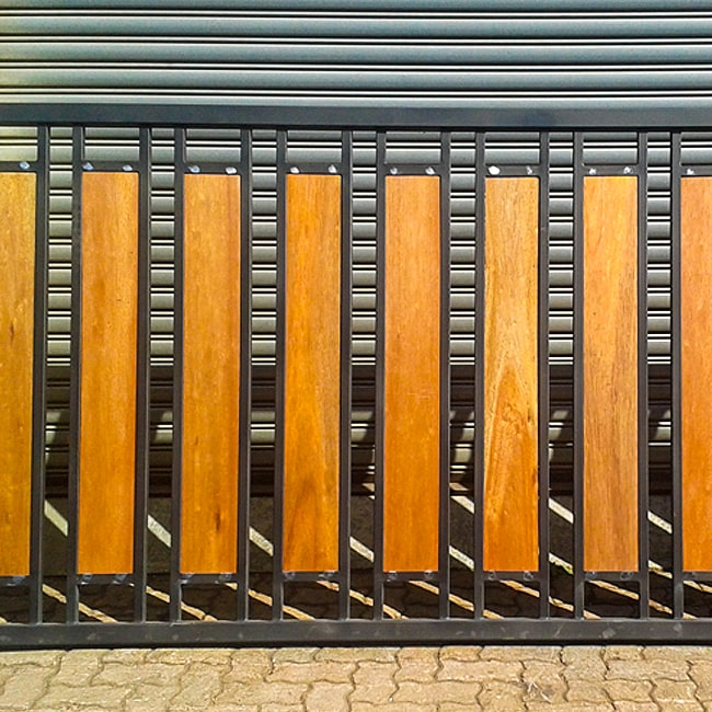 Wood and milsd steel gate makers