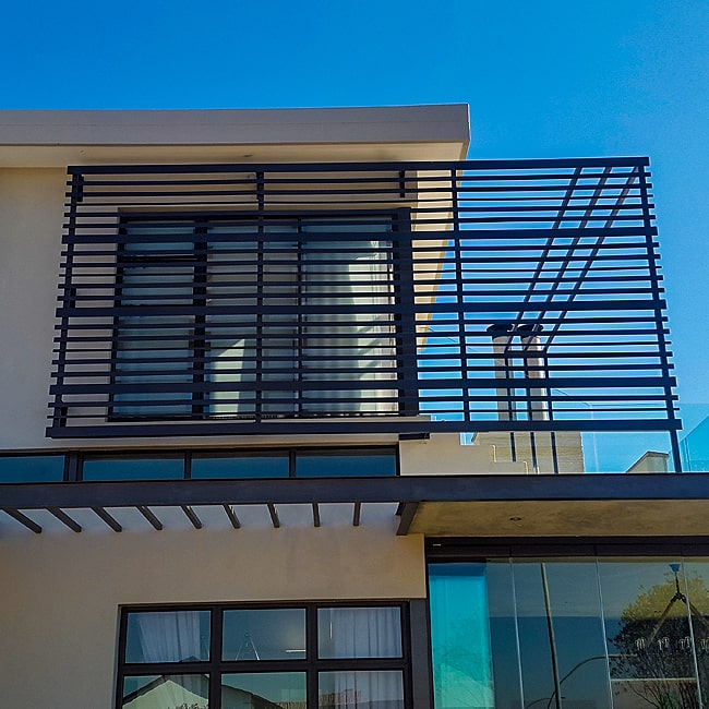 Steel screens for balcony johannesburg Pretoria