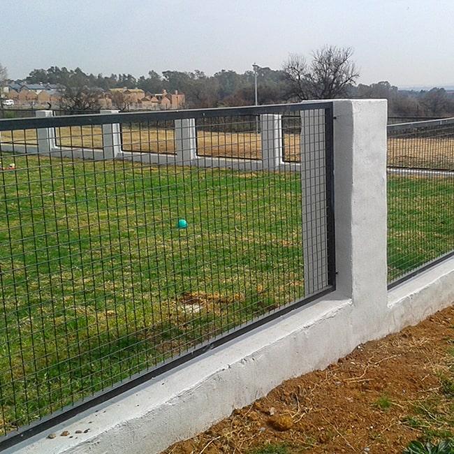 Steel mesh fencing Gauteng