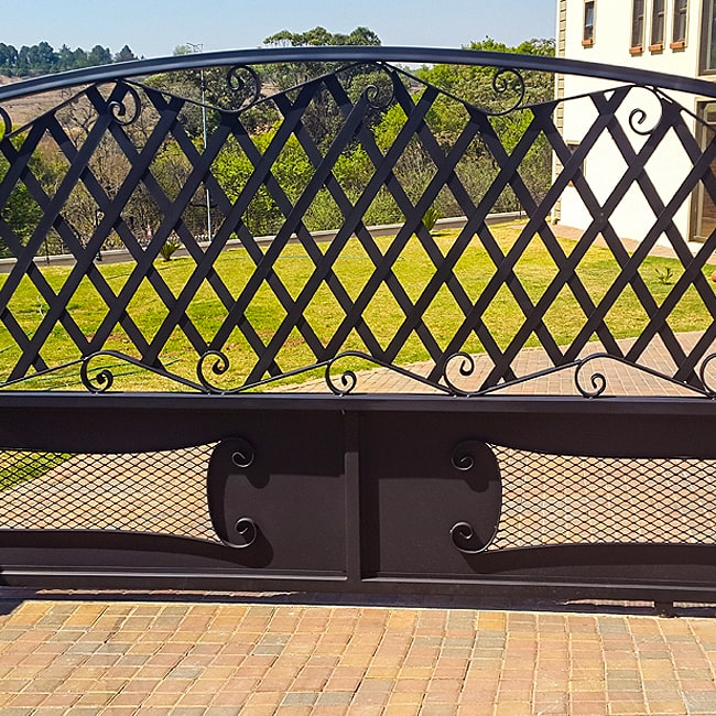 Wrought iron gate builders pretoria