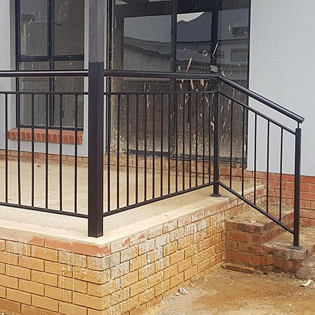 Mils steel balustrade installers