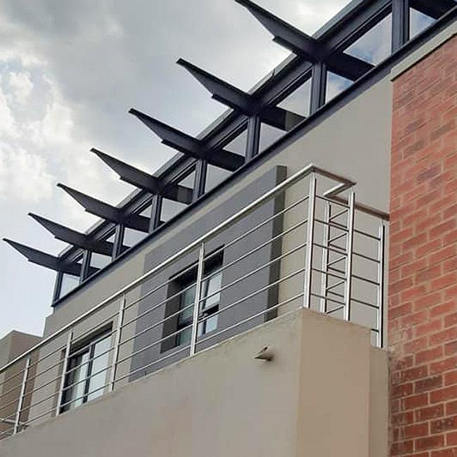 Stainless Steel balcony rail Gauteng