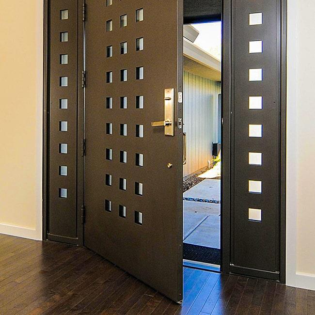 Steel doors custom made Gauteng