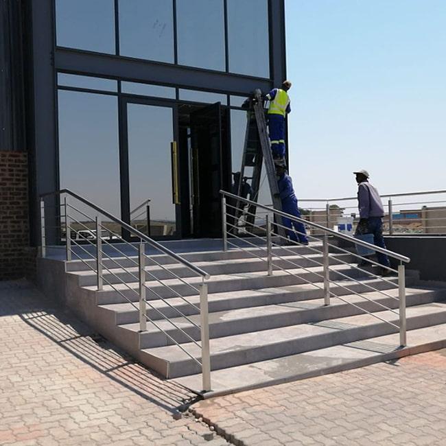 Stainless Balustrade installers Pretoria