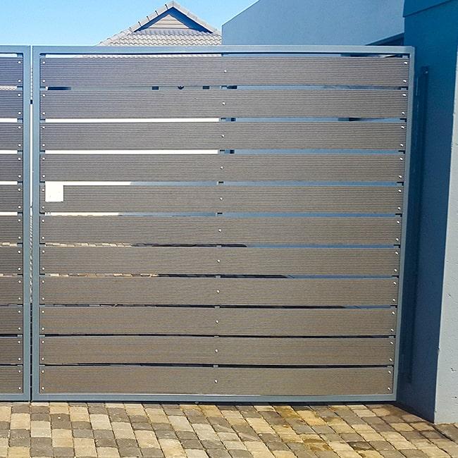 Composite wood gates Gauteng