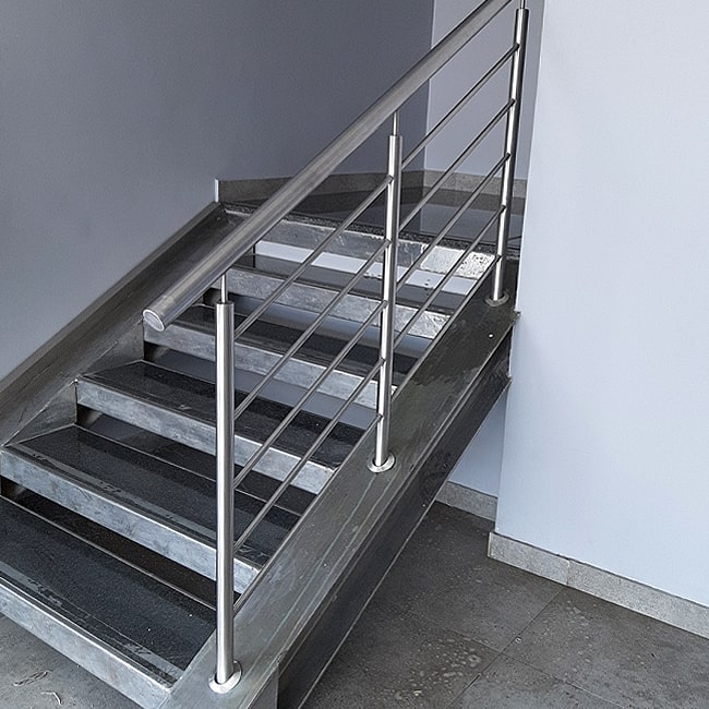 Steel stairs and railings for sale