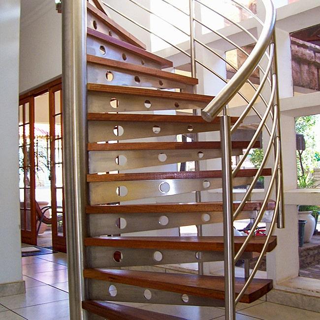 Spiral Staircase balustrade