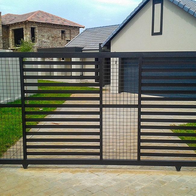 Custom built gates Gauteng