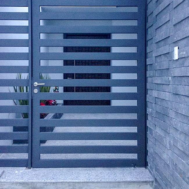 Steel bar security gates .co.za