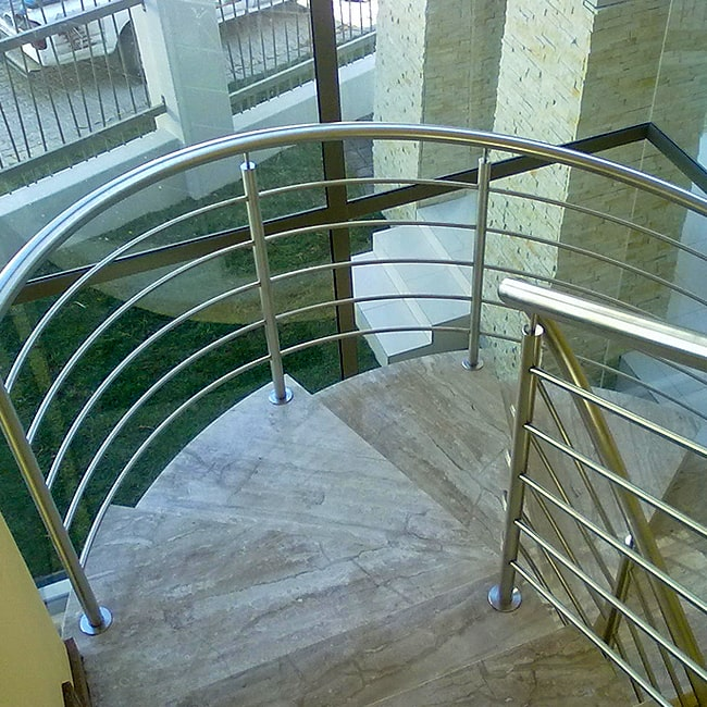 Staircase bannisters installed Gauteng
