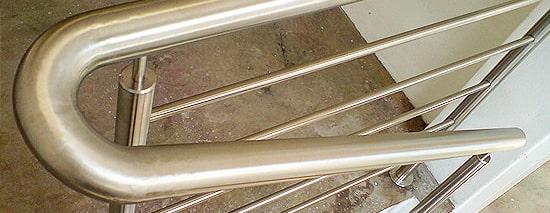 Stainless Steel Balustrades installed in Sandton, Fourways