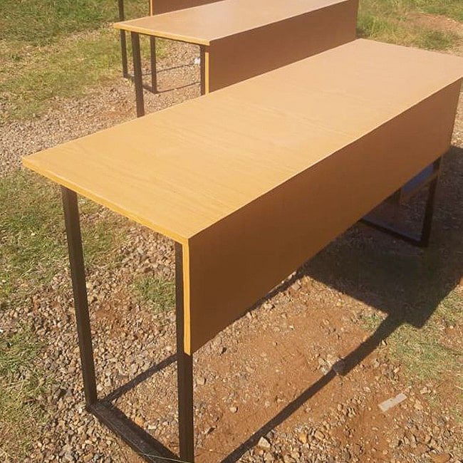 Steel and melamine desks johannesburg