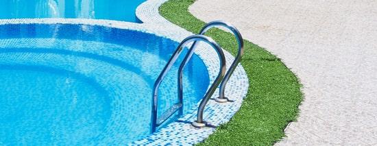 Stainless Steel swimming pool grab rails