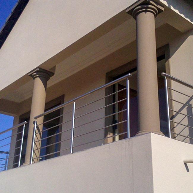 Balcony balustrades Gauteng