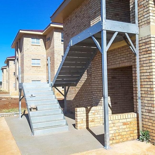 Steel staircases Gauteng