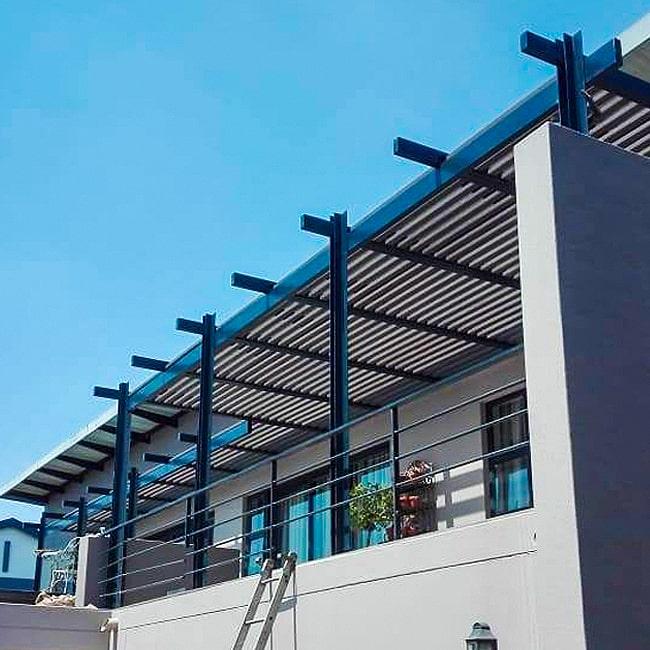 Steel pergola Gauteng
