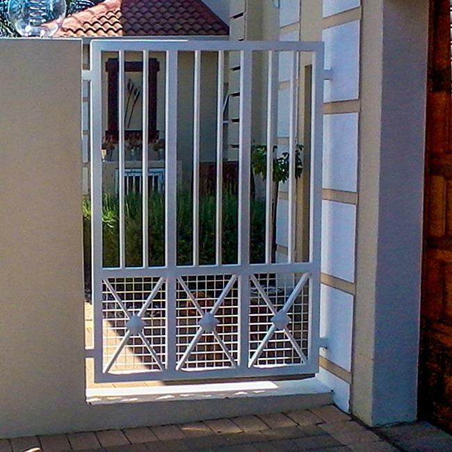 Mild steel gates for sale