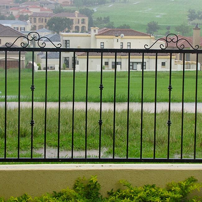 Wrought iron fences Gauteng