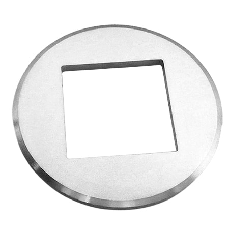ballustrade footplate steel