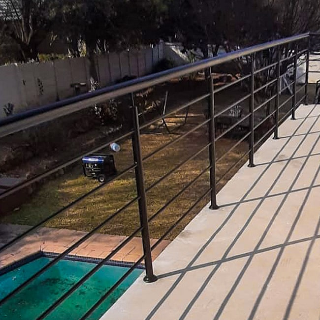 mild steel balustrade Randburg