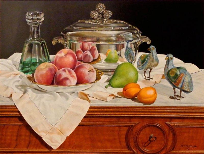 Barraya, Le Clé des Fruits