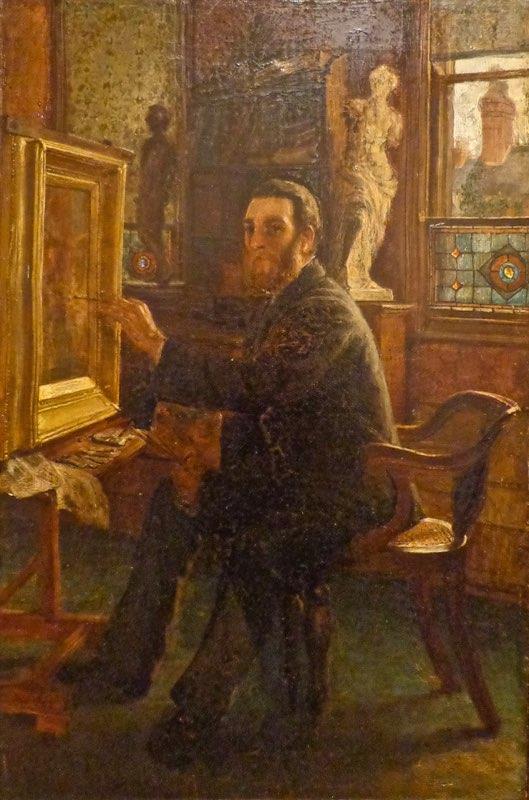 Unknown, Portrait of a Man